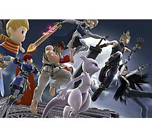 Super Smash Bros. DLC Photographic Print