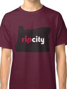 "Portland Trailblazers ""Rip City"" Classic T-Shirt"