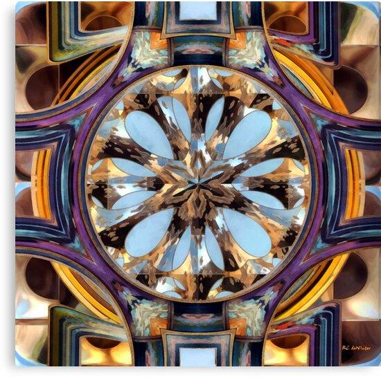 Sanctuary Window by RC deWinter