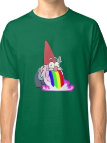 Gravity Falls- Barfing Gnome Classic T-Shirt