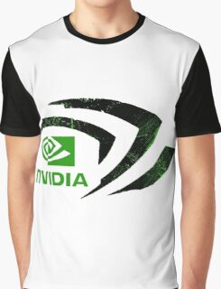 Nvidia Logo Graphic T-Shirt