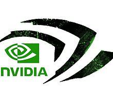 Nvidia Logo by Changstachio