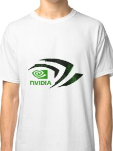 Nvidia Logo Classic T-Shirt