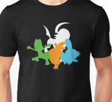 Pokemon Hoenn Starters Unisex T-Shirt