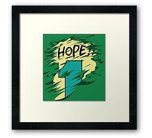 Hope!! Framed Print