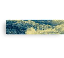 Water Canvas Print