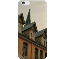 Rooftops of Riga iPhone Case/Skin