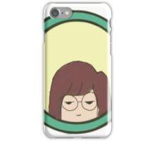 Lala la lala Daria iPhone Case/Skin