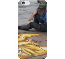 Sidewalk Art iPhone Case/Skin