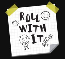Roll with IT Kids Tee