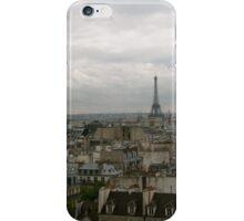 Paris Below iPhone Case/Skin