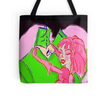 Gears of love Tote Bag