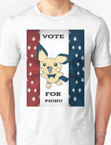 Vote For Pichu T-Shirt
