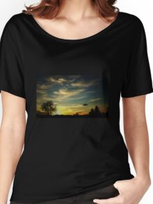 """""""Nature in Full Color"""" Women's Relaxed Fit T-Shirt"""