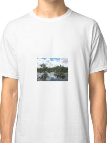 Wetlands in the Gulf Country, north-west Qld Classic T-Shirt