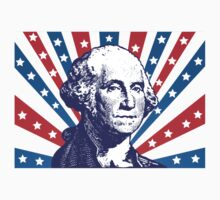 george washington Kids Tee