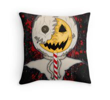 Trick R Treat Throw Pillow