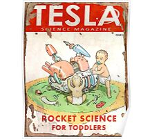 Tesla (Issue 3) Poster