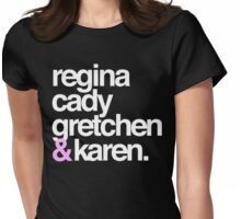 mean girls & Womens Fitted T-Shirt