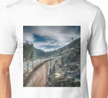 Rail Trail Bridge Unisex T-Shirt