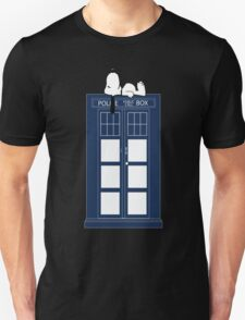 Snoopy / Dr. Who T-Shirt