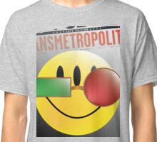 Transmetropolitan design, vertigo comics. Classic T-Shirt