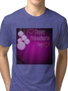 Valentin'e day Tri-blend T-Shirt