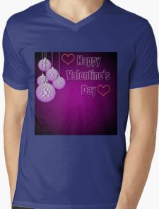 Valentin'e day Mens V-Neck T-Shirt