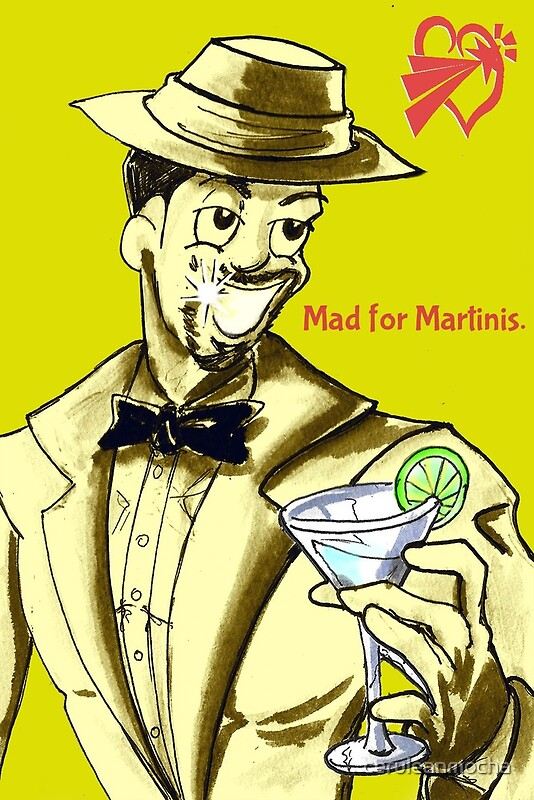 Mad Martinis Recipes — Dishmaps