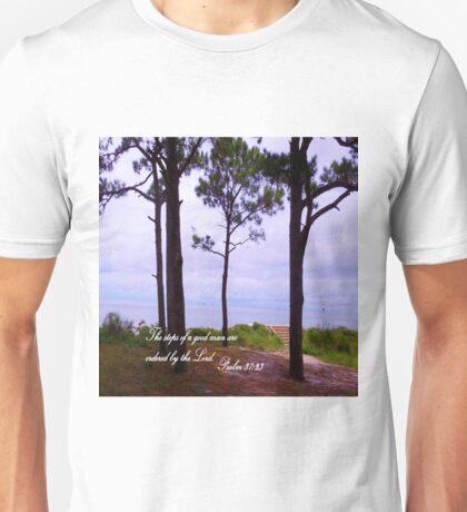 Steps of a Good Man Unisex T-Shirt