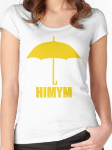 #HIMYM Women's Fitted Scoop T-Shirt