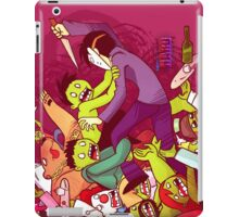 Party Hard - Zombie Rush iPad Case/Skin