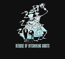 Awesome Art Hitchhiking Hosts from the Haunted Mansion Unisex T-Shirt