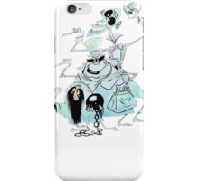 Ezra Phineas and Gus Hitchhiking Ghosts iPhone Case/Skin