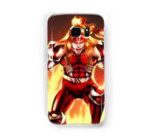 Omega Red Samsung Galaxy Case/Skin