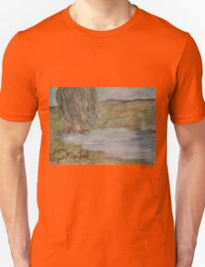 Willow On Pond T-Shirt