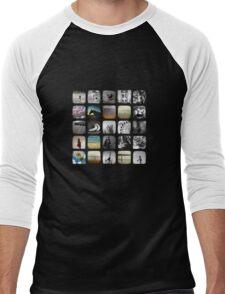 TTV Collective Men's Baseball ¾ T-Shirt