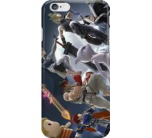 Super Smash Bros. DLC iPhone Case/Skin