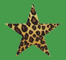 Wild Star  One Piece - Short Sleeve