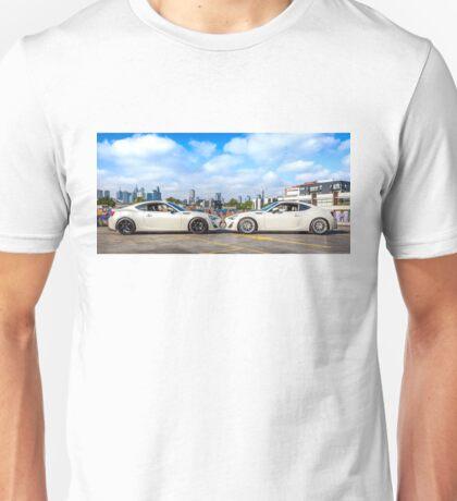 Toyota 86 GTS Mirrored Unisex T-Shirt