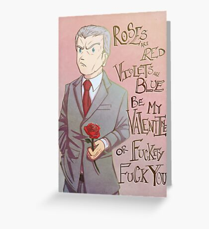 F-ckity F-ck You Greeting Card