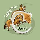 My Logo for Tailspinz Geckos by CRYROLFE