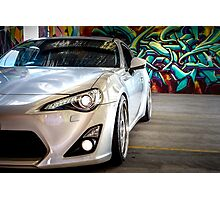 Toyota 86 GTS Parked  Photographic Print