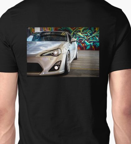 Toyota 86 GTS Parked  Unisex T-Shirt