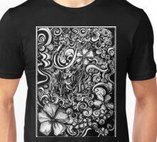 Overrun, Ink Drawing Unisex T-Shirt