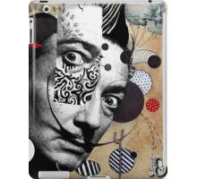 hello dali iPad Case/Skin