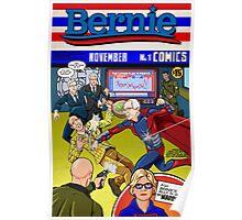 Super Bernie! Poster
