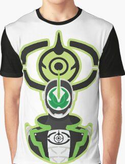 Kamen Rider Necrom Graphic T-Shirt
