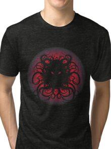 Cthulhu's Summons Tri-blend T-Shirt