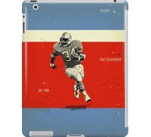 Campbell iPad Case/Skin